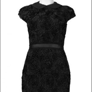 Muse black cocktail dress